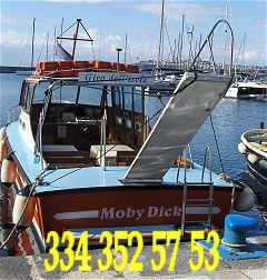 MOBY DICK. - Isola di Procida.